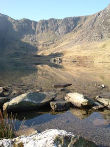 Llyn Idwal & the Devil's Kitchen