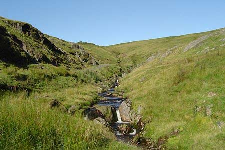 Photo from the walk - Plynlimon and Nant-y-Moch Reservoir