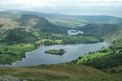 Free Lake District Walk  Between Grasmere and Langdale