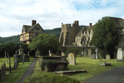 Photo from the walk - Stokesay Castle & View Edge