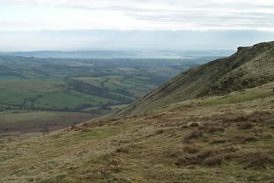 Photo from the walk - Hay Bluff & Twmpa, Black Mountains