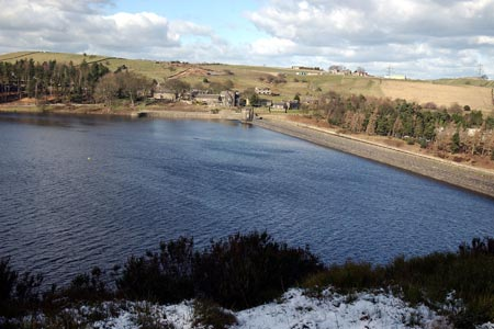 Photo from the walk - Langsett Reservoir