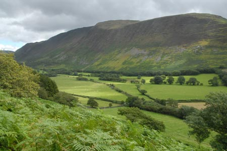 Photo from the walk - Abergynolwyn, Llanfihangel-y-pennant & Castell y Bere