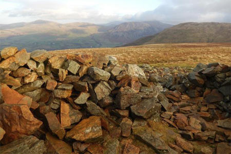 Photo from the walk - Grike & Crag Fell from Ennerdale Bridge