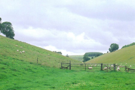 Photo from the walk - Circular from Thixendale through Kirby Underdale