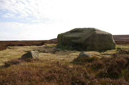 Photo from the walk - Haystacks, Twelve Apostles & Idol Stone of Ilkley Moor