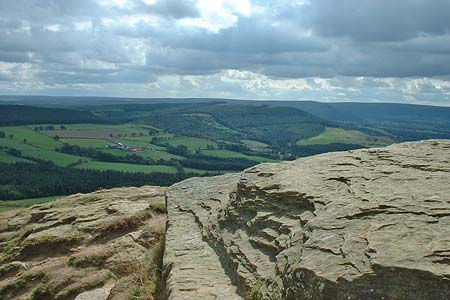 Photo from the walk - Roseberry Topping & Captain Cook's Monument
