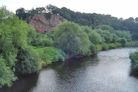 Photo from the walk - Bewdley and Snuffmill Dingle