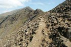 Snowdon via the South Ridge & Rhyd-ddu Path
