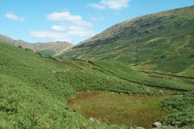 Photo from the walk - The Fairfield Horseshoe from Ambleside