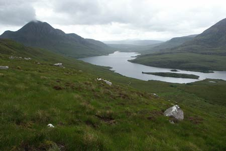 Photo from the walk - Stac Pollaidh (Route A)