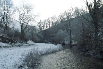 Dovedale has been popular with visitors for over a century