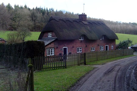 Bedlam cottages