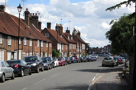 Amersham Old Town, Buckinghamshire
