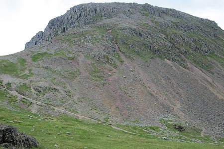 Great Gable from Beck Head