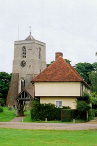 Sandon parish church