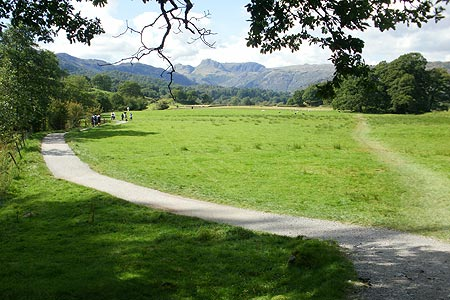 Photo from the walk - An Elterwater circular