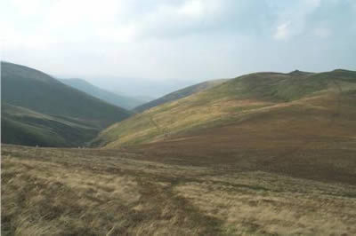 Photo from the walk - Great Sca Fell via Trusmadoor