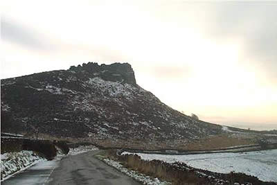 Photo from the walk - The Roaches and Lud's Church