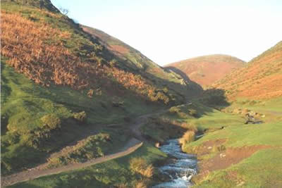 Photo from the walk - Pole Bank from Carding Mill, Long Mynd