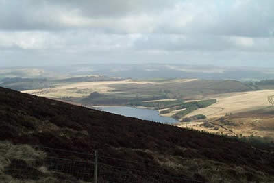 Photo from the walk - Shining Tor & Axe Edge Moor