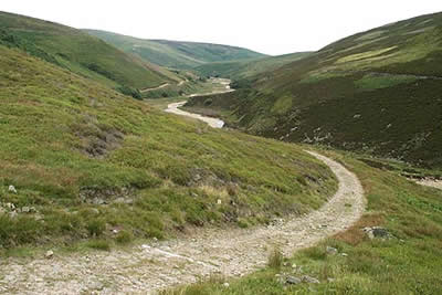 Photo from the walk - Fiensdale Head & Bleasdale Water, Forest of Bowland