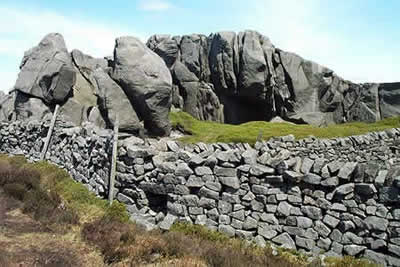 Lord's Seat is similar to Simon's Seat