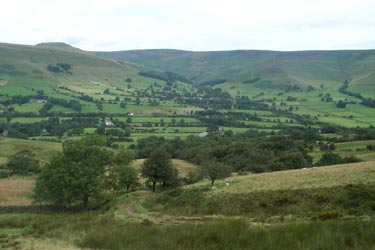 Photo from the walk - Rushup Edge & Crowden Tower from Edale