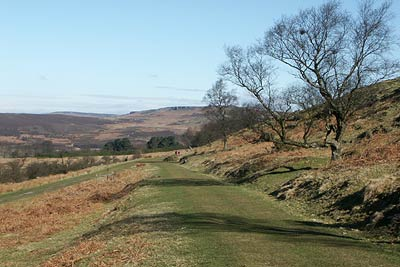Photo from the walk - Burbage Rocks & Padley Gorge from Hay Wood