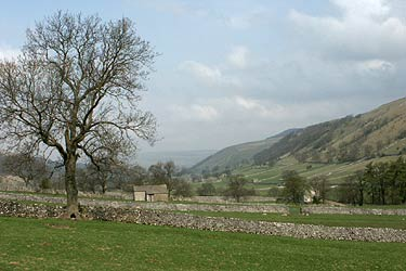Photo from the walk - Starbotton from Kettlewell