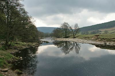 Photo from the walk - Trollers Gill from Burnsall
