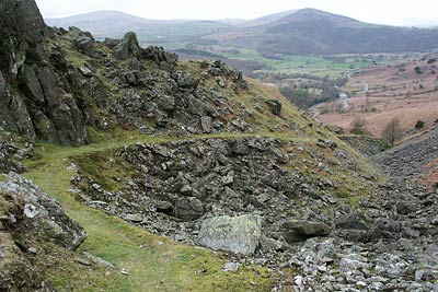 Photo from the walk - Great Stickle & Stickle Pike