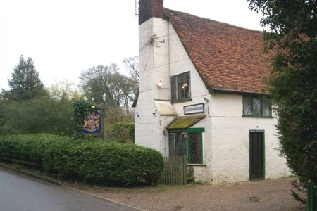 The Brocket Arms, Ayot St Lawrence