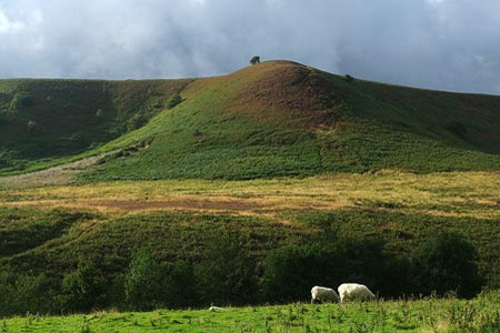 Photo from the walk - Hole of Horcum and Saltergate Brow from Lockton