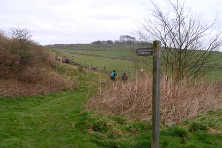 Photo from the walk - Minninglow Hill, Roystone Grange and Cardlemere Lane