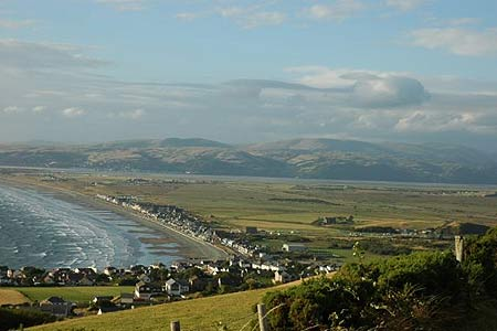 Photo from the walk - Coast from Borth to Aberystwyth
