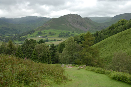 Photo from the walk - Alcock Tarn, Rydal Water & Grasmere from Grasmere