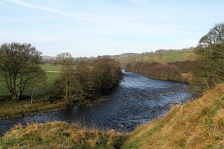 Photo from the walk - Eggleston to Romaldkirk from Middleton-in-Teesdale