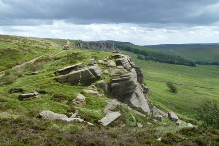 Photo from the walk - Stanage & Ughill Moor