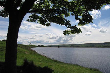 Photo from the walk - Embsay Reservoir