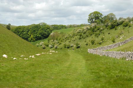 Photo from the walk - Biggin, Wolfscote & Beresford Dales from Hartington
