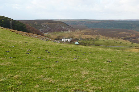 Photo from the walk - Saltergate, Fylingdales & Allerston High Moor