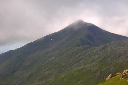 Photo from the walk - Ben Cruachan and Meall Cuanail