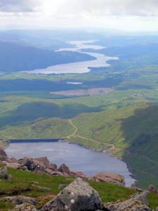 Walking the Ben Cruachan horseshoe - image 3