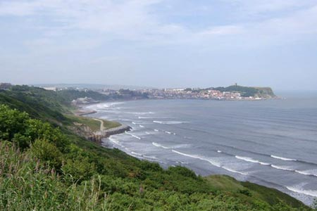 Photo from the walk - Scarborough to Filey via the Cleveland Way
