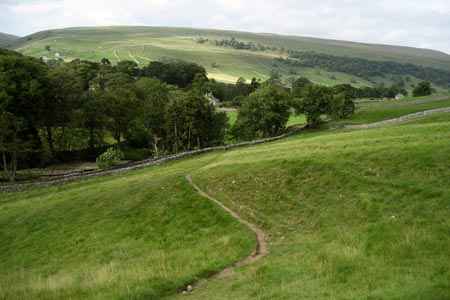 Photo from the walk - Arncliffe & Starbotton from Kettlewell