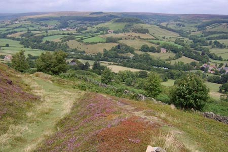 Photo from the walk - Rosedale Valley circular from Little Blakey