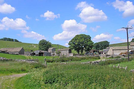 Photo from the walk - Bordley Hall & Malham Moor