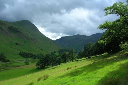 Photo from the walk - St. Sunday Crag & Helvellyn from Glenridding