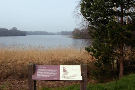 Photo from the walk - Virginia Water & the Wentworth Estate